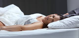 body aches at night in bed