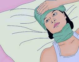 headache fever and body pain