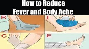 how reduce body ache